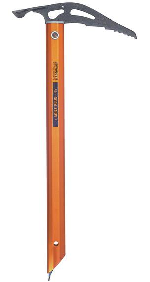 Climbing Technology Agile Plus Isøkse 45cm orange